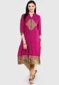 Pakistani Style Long Length Kurta