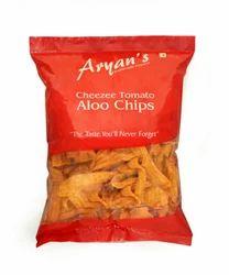 Aryan''''s Cheezee Tomato Aloo Chips