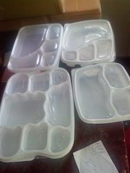 Paper Meal Boxes with Lid