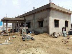Control Building Civil Design & Drawings