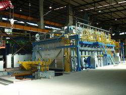 Pusher Billet Heating Furnace