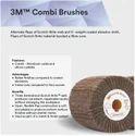 3M Combi Brushes