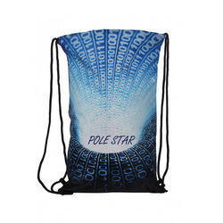 Pole Star Drawstring Bags