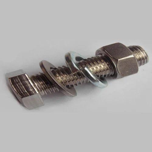 Combination Set Nut Bolt नट फ स टनर Asiatic Terminals N Fasteners Gurgaon Id 11761408397
