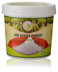 Raw Banana Powder