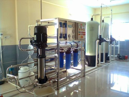 Industrial Water Purification Machine Industrial