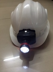 Helmet with Torch