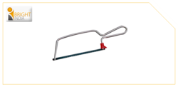 Steel Junior Hacksaw Frame With Steel Handle
