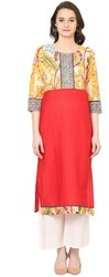 Anarkali And Regular Plain And Printed Branded Kurtis