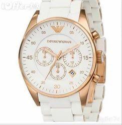 New White Emporio Armani - Mens Wrist Watches