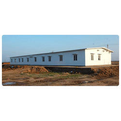 Prefabricated Anganwadi