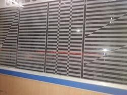Office Glass Fitting Work