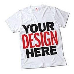 Custom T Shirt in Mumbai, Maharashtra | Custom Printed T-Shirt ...
