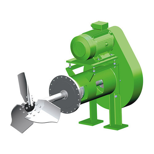 Agitator for Paper and Pulp Industry Manufacturer from Pune