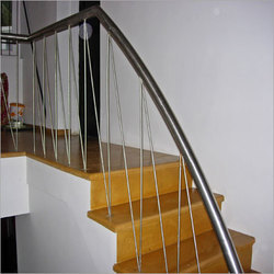 Designer Stainless Steel Railings