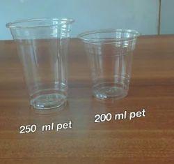 Plastic Pet Glasses