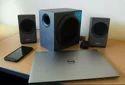 Logitech 2.1 speaker