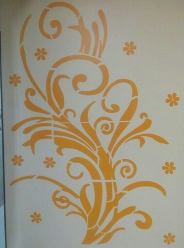 Wall Texture Paint Tensile Texture Painting Service