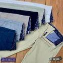 Surplus cotton trousers