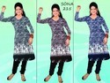 Xl Cotton Ladies Kurti