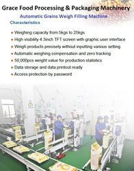 Seed Packaging Line