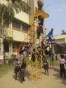 Giraffe Climber