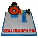 Single Stage Bevel Gears Model