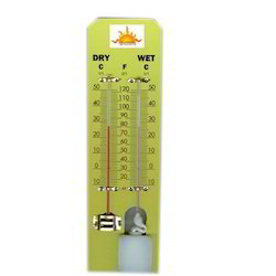 Wet Bulb Thermometer Zeal Type