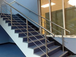 Steel Staircase Railing