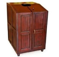 Wooden Steam Box