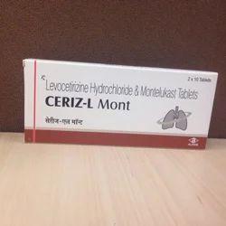 Levocetirizine Hydrochloride & Montelukast