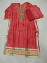 Ladies Cotton Suit With Chunni