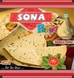 Sona Chana Lahsun Papad