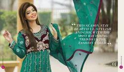 Pakistani Original Chiffon Suit