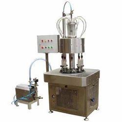 Rotary Vacuum Filling Machine