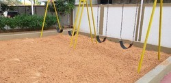 Sea Sand For Childrens Playground, Packaging Size: Truck Load