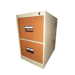 2 Drawer Filing Cabinet Plastic Handle