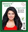 Shagun Gold Black Henna Hair Dye Powder, Usage: Personal, Parlour