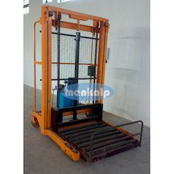 Hydraulic Roller Stacker