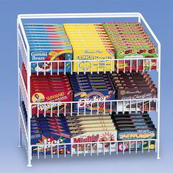 Chocolate Display Rack