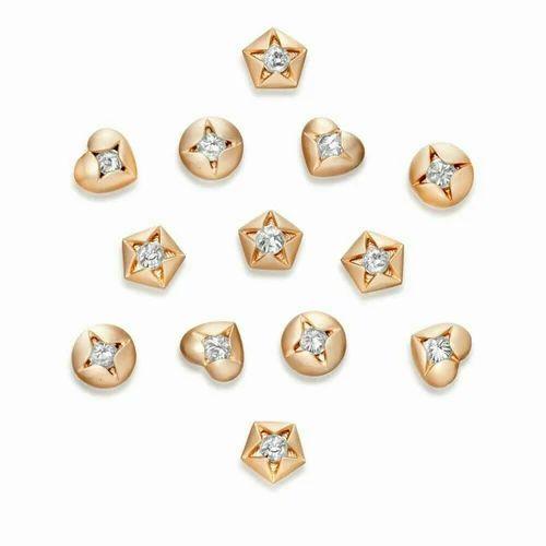 Kids Diamond Earrings