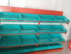 Wall Side Vegetable Rack