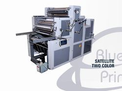 Satellite Two Color Sheetfed Offset Printing Machine