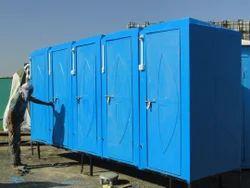 FRP Toilet 5 In 1