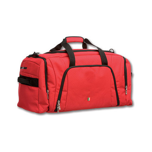 Red Color Traveling Bag