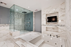 Stylist Bathroom Interior Design