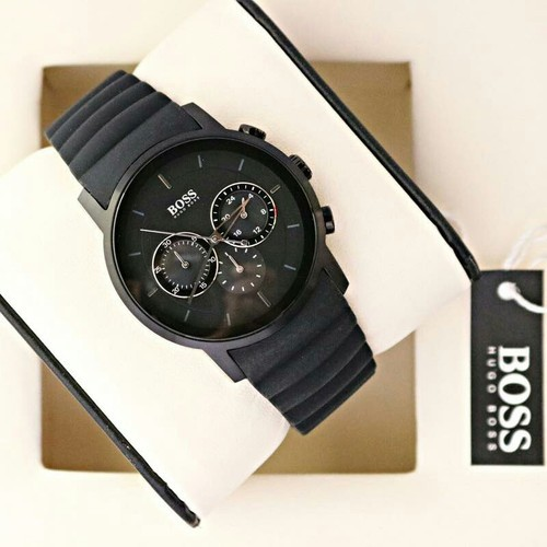 6900494e1 Black Hugo Boss Watches, Model No. HB 1512639, Rs 3550 /piece | ID ...