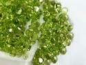 Oval Peridot Gemstone
