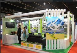 Exhibition Booth Fabrication : Exhibition stall fabrication service in bengaluru