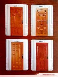 Teakwood Panel Doors for Home
